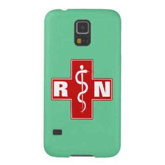 Nurse Initials Galaxy S5 Covers