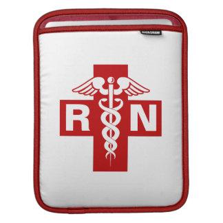 Nurse Initials iPad Sleeve