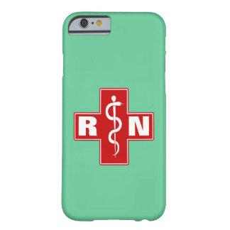 Nurse Initials iPhone 6 Case