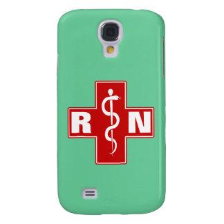 Nurse Initials Samsung S4 Case