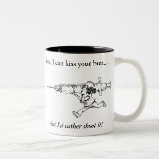 Nurse Injection Mug