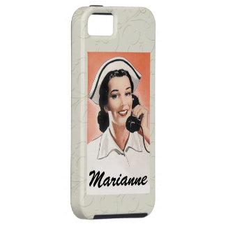 Nurse IPHONE5 Case - SRF