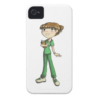 Nurse iPhone 4 Case