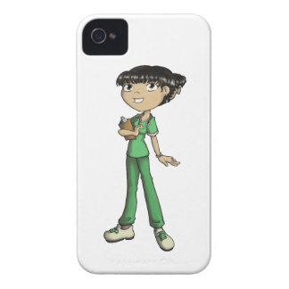 Nurse iPhone 4 Case-Mate Case