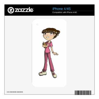 Nurse iPhone 4S Skins