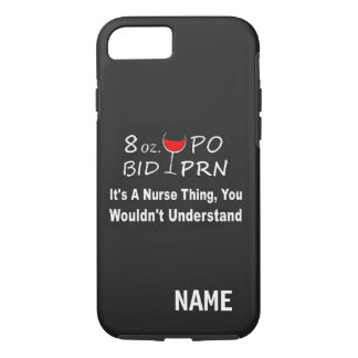 """Nurse"" iPhone 7 TOUGH CASE"