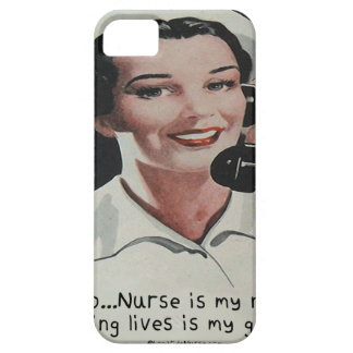 Nurse is my Name iPhone 5 Covers