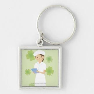 Nurse Keychains