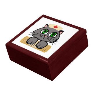 Nurse Kitten Gift Box