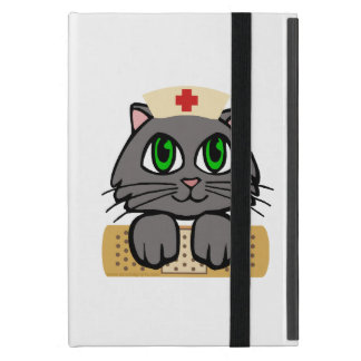 Nurse Kitten iPad Mini Case