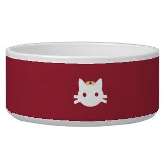 Nurse Kitty Bowl