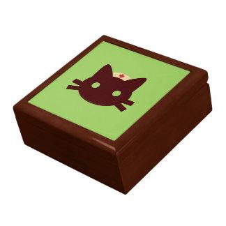 Nurse Kitty Jewelry Box