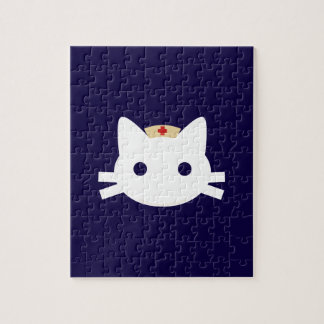 Nurse Kitty Jigsaw Puzzle