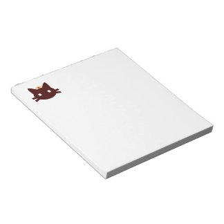 Nurse Kitty Notepad