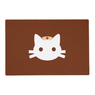Nurse Kitty Placemat