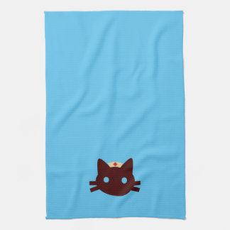 Nurse Kitty Towel