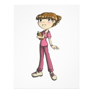 Nurse Letterhead