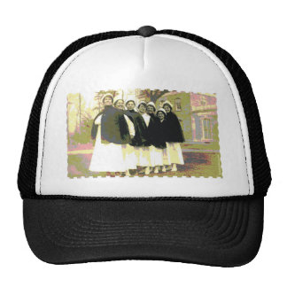 Nurse Lineup Trucker Hat
