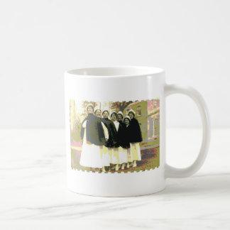 Nurse Lineup Classic White Coffee Mug