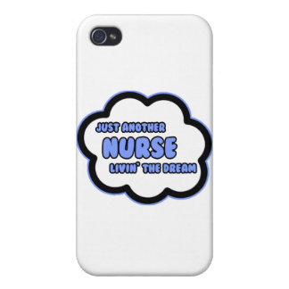 Nurse .. Livin' The Dream Covers For iPhone 4