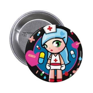 Nurse Lolita Button