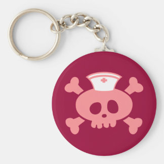 Nurse Lolly Keychain