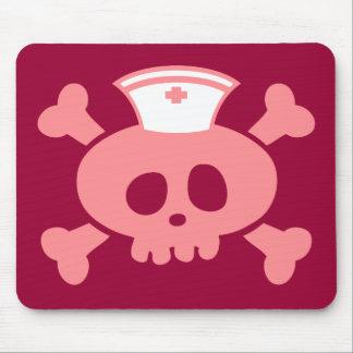 Nurse Lolly Mouse Pads