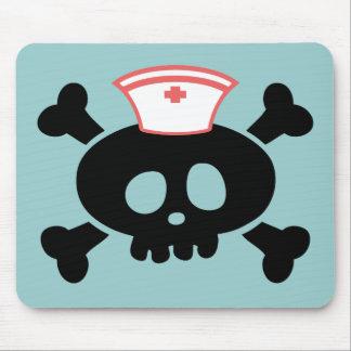 Nurse Lolly Mousepads