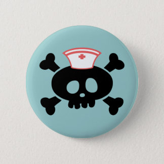 Nurse Lolly Pinback Button