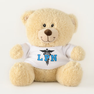 Nurse LPN Nursing Teddy Bear