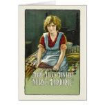Nurse Marjorie Poster Greeting Card
