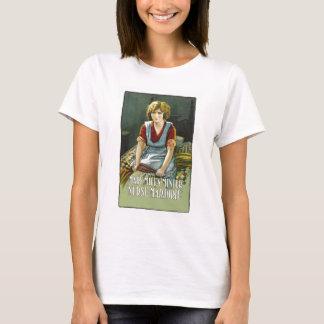 Nurse Marjorie Poster T-Shirt