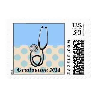 Nurse Medical Graduate Postage Stamps