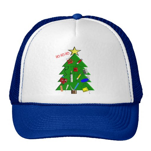 Nurse/Medical Staff Christmas Cards and Gifts Hat