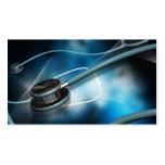 Nurse Medical Stethoscopes Business Card