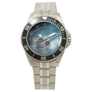 Nurse Medical Stethoscopes Wristwatch