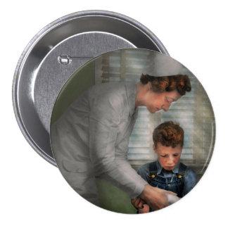 Nurse - Mending spirits 1939 Pinback Button