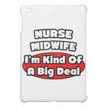 Nurse Midwife .. Big Deal iPad Mini Cover