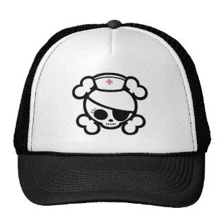Nurse Molly Trucker Hat