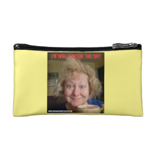 Nurse Mommy Laughs Cosmetic Bag