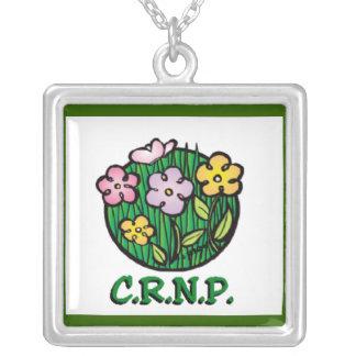 Nurse Necklace CRNP