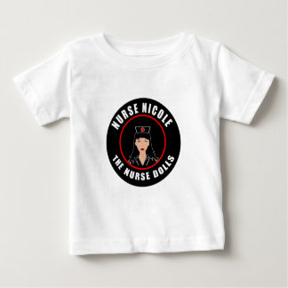 Nurse Nicole Baby T-Shirt