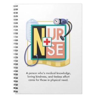 """""""Nurse"""" Notebook"""