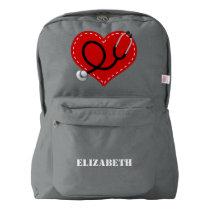 Nurse Nursing Gift Personalized Backpack