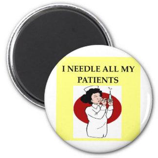 nurse nursing joke magnet