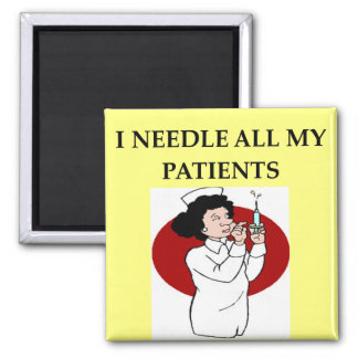nurse nursing joke refrigerator magnet