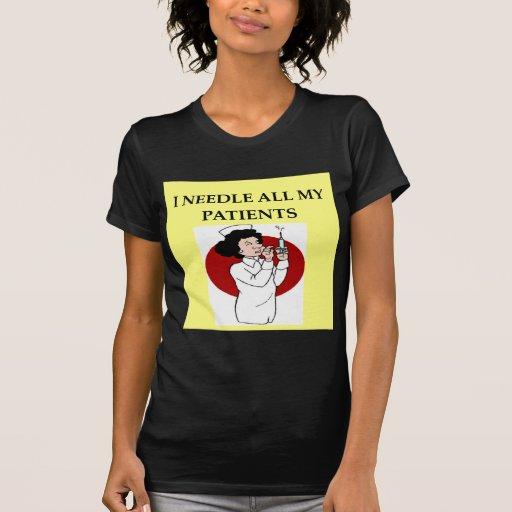 nurse nursing joke t-shirts