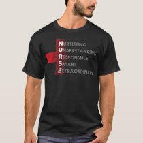 NURSE Nurturing Understanding Responsible Smart T-Shirt