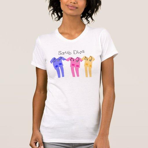 Nurse or Medical Scub Wearer gifts Shirts