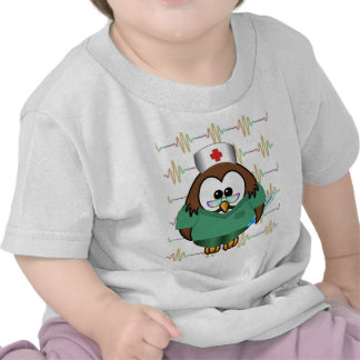nurse owl shirts